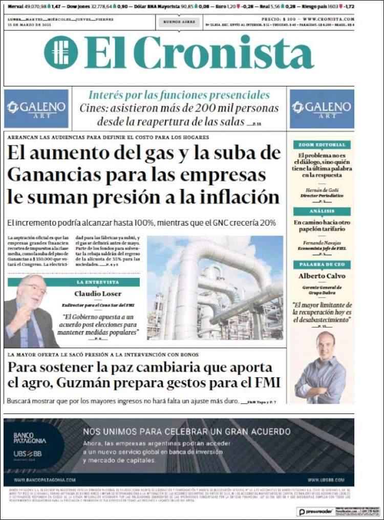 Tapas en Diario 5