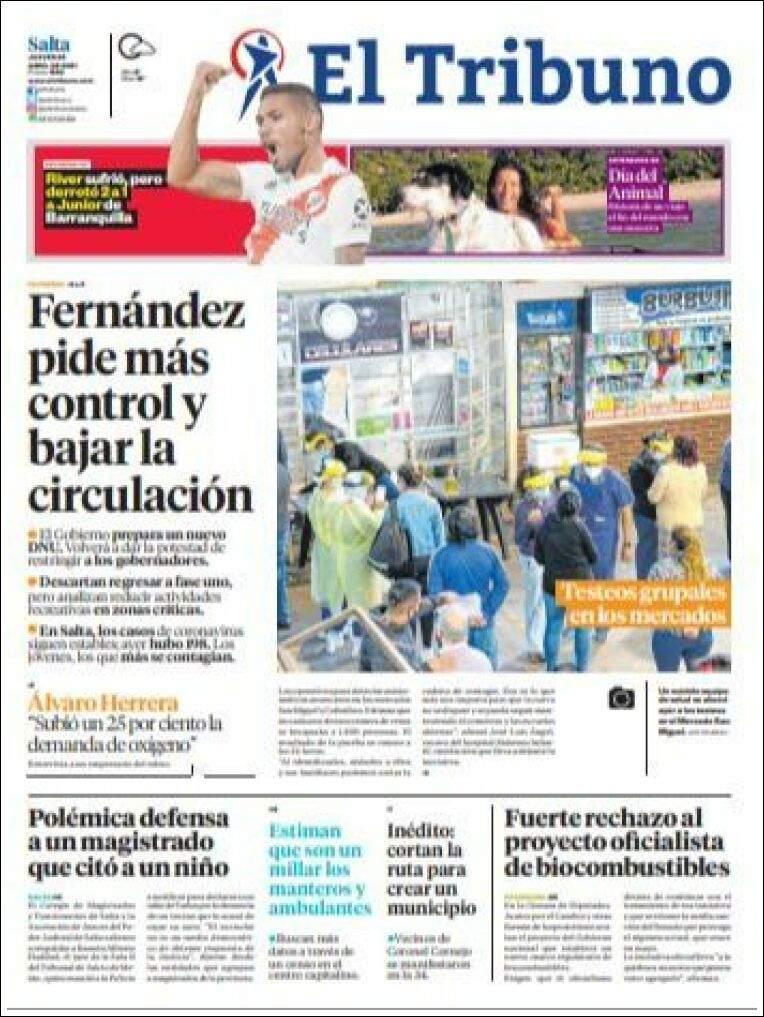 Campaña de la Fundación Fernández