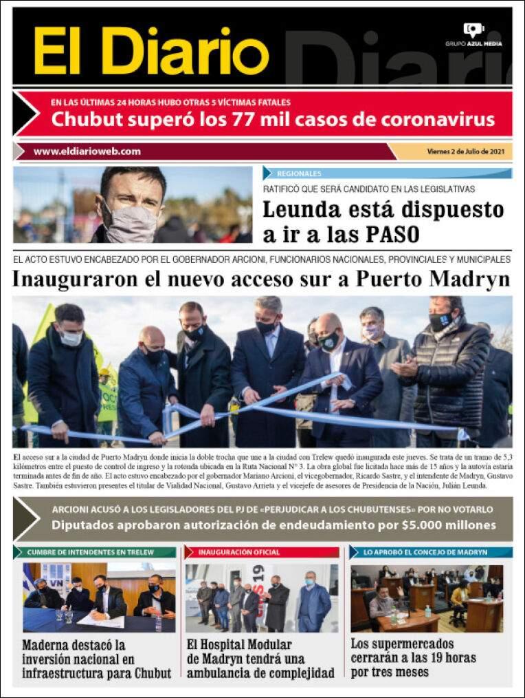 Salen las primeras Sputnik argentinas