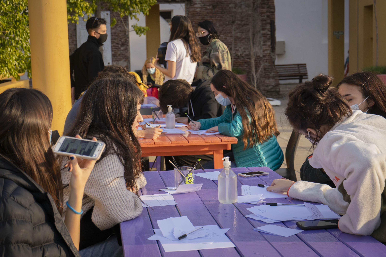Fotos de Alberto Raggio-Macarena Bultri-Maria Ines Ghiglione-mig/GCBA
