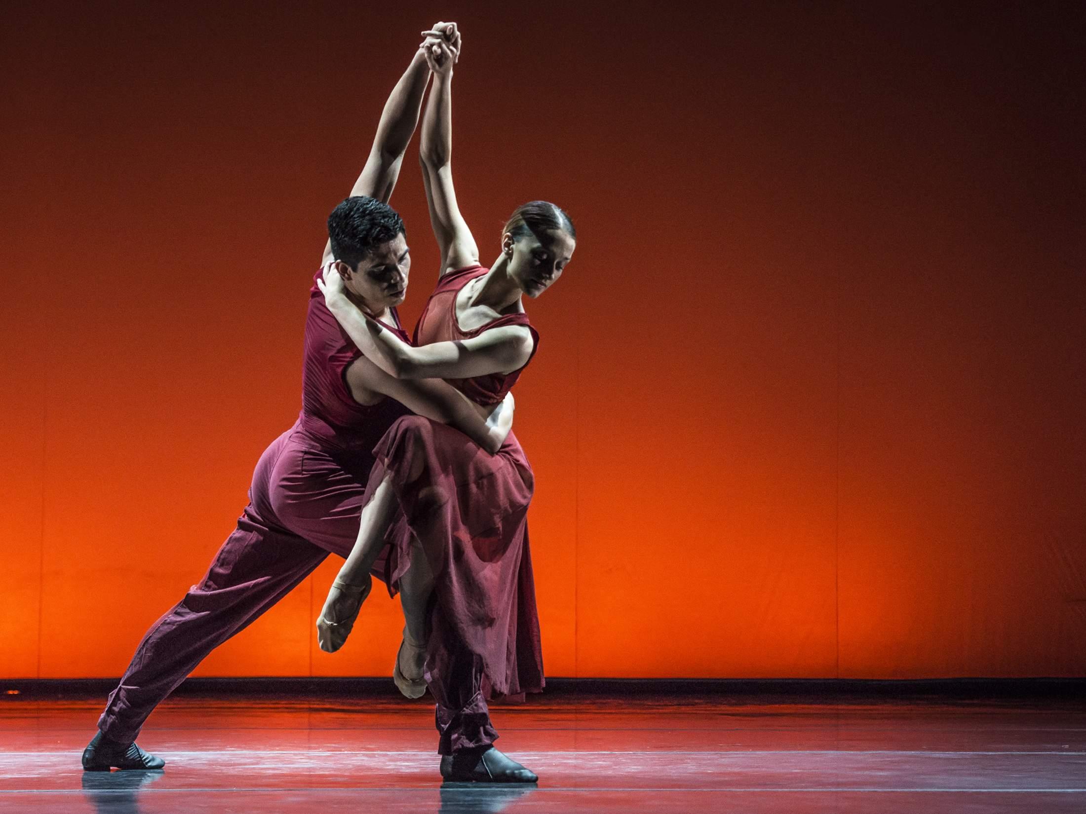 Piazzolla. Foto de Carlos Furman/Complejo Teatral